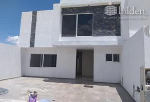 Foto de casa en venta en s/n , villas del sol, durango, durango, 15123358 No. 01