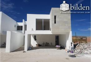 Foto de casa en venta en s/n , villas del sol, durango, durango, 15471488 No. 01