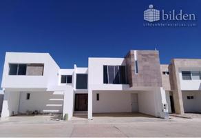Foto de casa en venta en s/n , villas del sol, durango, durango, 9998409 No. 01