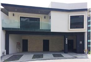 Foto de casa en venta en s/n , vista real, san pedro garza garcía, nuevo león, 0 No. 01