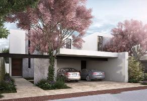 Foto de casa en condominio en venta en s/n , conkal, conkal, yucatán, 10305331 No. 01