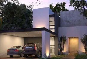 Foto de casa en condominio en venta en s/n , conkal, conkal, yucatán, 10389621 No. 01