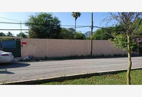 Foto de terreno habitacional en venta en s/n , yerbaniz, santiago, nuevo león, 15746351 No. 01