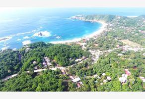 Foto de terreno comercial en venta en s/nombre um, puerto angel, san pedro pochutla, oaxaca, 16852648 No. 01