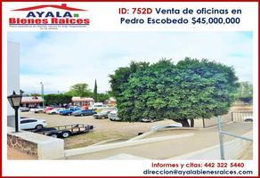 Foto de oficina en venta en sobre autopista méxico- querétaro 0, pedro escobedo centro, pedro escobedo, querétaro, 7751041 No. 01
