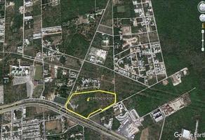 Foto de terreno comercial en venta en sobre periférico norte , temozon norte, mérida, yucatán, 18346854 No. 01