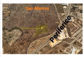 Foto de terreno habitacional en venta en sobre periférico , san marcos nocoh, mérida, yucatán, 19128802 No. 01