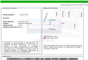 Foto de terreno habitacional en venta en sofocles , polanco v sección, miguel hidalgo, df / cdmx, 10970714 No. 01