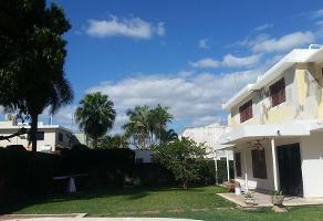 Foto de casa en renta en  , sol campestre, mérida, yucatán, 7975480 No. 01