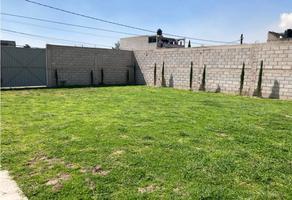 Foto de terreno habitacional en venta en  , sol de tultitlán (zona oriente), tultitlán, méxico, 0 No. 01