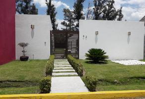 Foto de casa en venta en  , solares chicos, atlixco, puebla, 19207064 No. 01