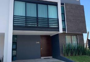 Foto de casa en renta en  , solares, zapopan, jalisco, 6957374 No. 01