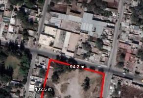 Foto de terreno habitacional en venta en  , soledad de graciano sanchez centro, soledad de graciano sánchez, san luis potosí, 7023557 No. 01