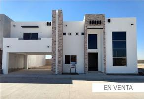 Foto de casa en venta en  , soleil residencial, hermosillo, sonora, 19233999 No. 01