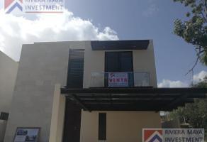 Foto de casa en venta en  , solidaridad, solidaridad, quintana roo, 12176790 No. 01