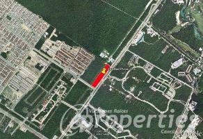 Foto de terreno comercial en venta en  , solidaridad, solidaridad, quintana roo, 7636451 No. 01
