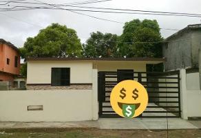 Foto de casa en venta en  , solidaridad voluntad y trabajo, tampico, tamaulipas, 11738773 No. 01