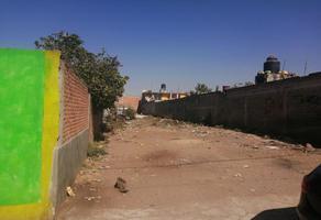 Foto de terreno habitacional en venta en sonora 22, santa maría huexoculco, chalco, méxico, 18819437 No. 01