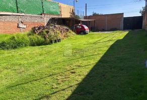 Foto de terreno habitacional en venta en sor juana inés de la cruz , cuauhtémoc, toluca, méxico, 17284872 No. 01