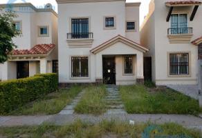 Foto de casa en renta en  , stanza toscana, culiacán, sinaloa, 11813766 No. 01