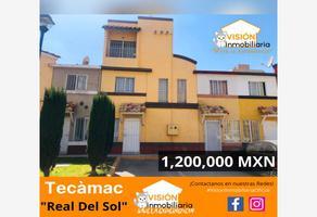 Foto de casa en venta en stella 5, real del sol, tecámac, méxico, 0 No. 01