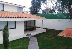 Foto de casa en renta en subida chalma 99, lomas de tetela, cuernavaca, morelos, 0 No. 01