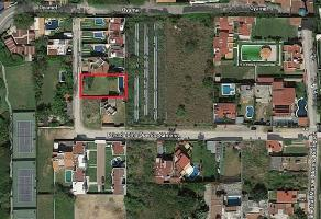 Foto de terreno habitacional en venta en  , sumiya, jiutepec, morelos, 11832245 No. 01