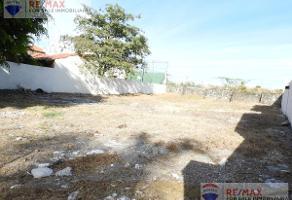 Foto de terreno habitacional en venta en  , sumiya, jiutepec, morelos, 12043210 No. 01