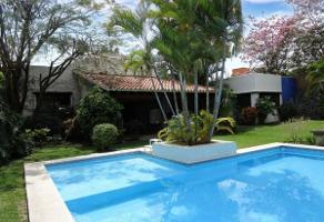 Foto de casa en venta en  , sumiya, jiutepec, morelos, 12567806 No. 01