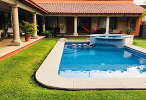 Foto de casa en renta en  , sumiya, jiutepec, morelos, 7172276 No. 01