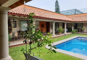 Foto de casa en venta en sumiya -, residencial sumiya, jiutepec, morelos, 11485633 No. 01