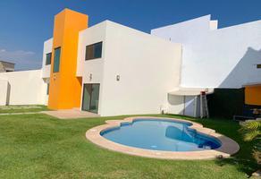 Foto de casa en condominio en venta en sumiya , sumiya, jiutepec, morelos, 0 No. 01