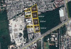 Foto de terreno habitacional en venta en  , supermanzana 105, benito juárez, quintana roo, 14548316 No. 01