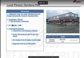 Foto de local en venta en  , supermanzana 105, benito juárez, quintana roo, 16961477 No. 01