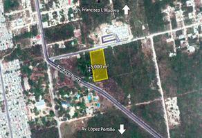 Foto de terreno habitacional en venta en  , supermanzana 106, benito juárez, quintana roo, 19088286 No. 01