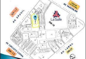 Foto de terreno habitacional en venta en  , supermanzana 18, benito juárez, quintana roo, 15156704 No. 01