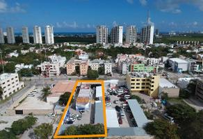 Foto de terreno habitacional en venta en  , supermanzana 2 centro, benito juárez, quintana roo, 12450516 No. 01