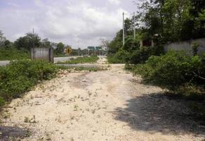 Foto de terreno habitacional en venta en  , supermanzana 20 centro, benito juárez, quintana roo, 0 No. 01