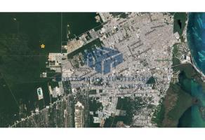 Foto de terreno industrial en venta en supermanzana 262 262, supermanzana 28, benito juárez, quintana roo, 4887680 No. 01