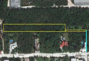 Foto de terreno comercial en venta en  , supermanzana 312, benito juárez, quintana roo, 10612394 No. 01