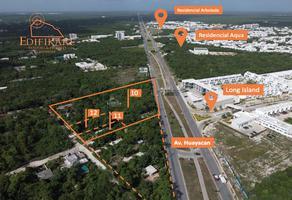Foto de terreno habitacional en venta en  , supermanzana 312, benito juárez, quintana roo, 15887190 No. 01