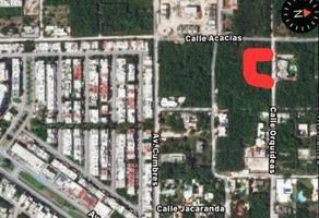 Foto de terreno habitacional en venta en  , supermanzana 9, benito juárez, quintana roo, 8075155 No. 01