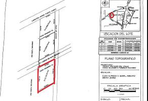 Foto de terreno habitacional en venta en  , supermanzana 52, benito juárez, quintana roo, 11506660 No. 01