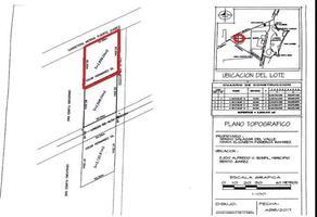 Foto de terreno habitacional en venta en  , supermanzana 52, benito juárez, quintana roo, 6840447 No. 01