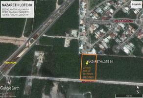 Foto de terreno habitacional en venta en  , supermanzana 52, benito juárez, quintana roo, 6997410 No. 01