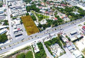 Foto de terreno habitacional en venta en  , supermanzana 9, benito juárez, quintana roo, 7210247 No. 01