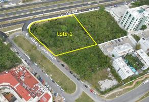 Foto de terreno habitacional en venta en  , supermanzana 9, benito juárez, quintana roo, 7742455 No. 01
