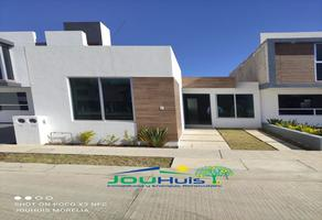 Foto de casa en venta en supremo tribunal de ario 4, ampliación de san isidro itzícuaro, morelia, michoacán de ocampo, 0 No. 01