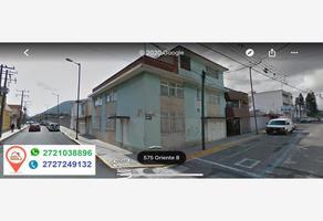 Foto de casa en venta en sur 13 esquina oriente 8 480, orizaba centro, orizaba, veracruz de ignacio de la llave, 0 No. 01
