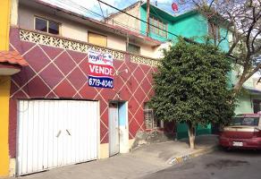 Foto de casa en venta en sur 14 b 24, agrícola oriental, iztacalco, df / cdmx, 11913862 No. 01